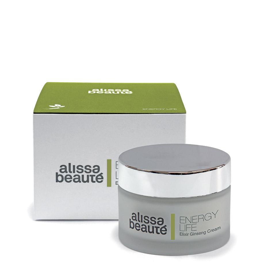 ENERGY LIFE – Elixir Ginseng Cream